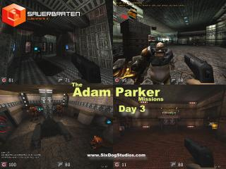 The Adam Parker Missions - Day Three (SP Sauer by Junebug)