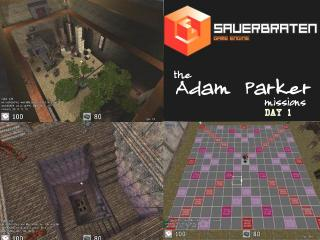 Sauer_SP-The Adam Parker Missions: Day 1 (by Junebug)