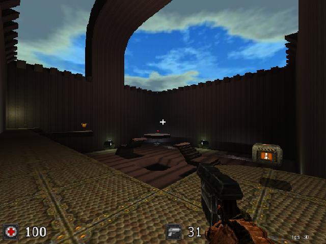 Bomb Testing Chamber