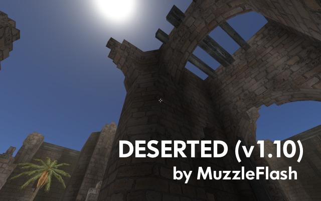 Deserted v1.10 (OLD)