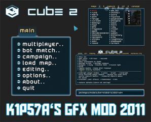 LAZ0RZ! - K1p57a's GFX Mod 2011