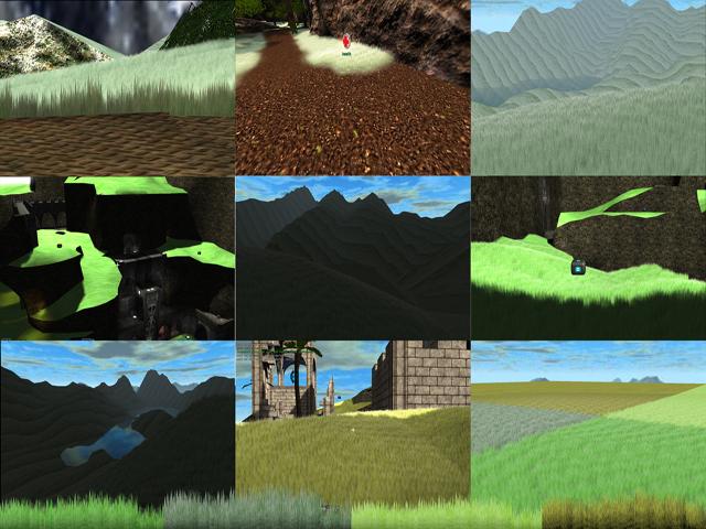 New Grass Textures
