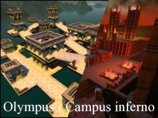 Olympus - Campus Inferno
