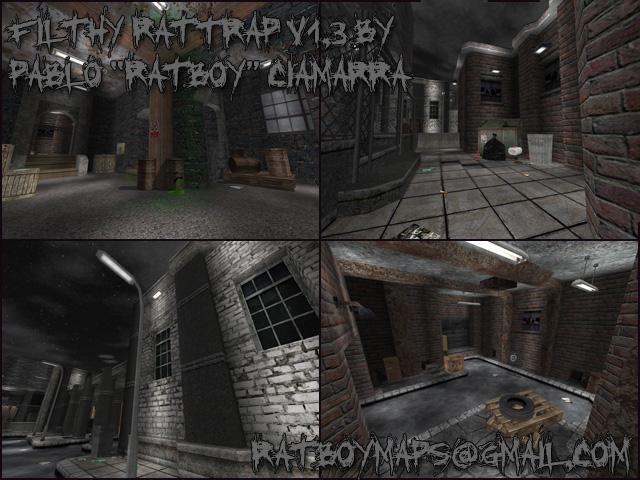 """Filthy RatTrap v1.3 by Pablo """"RatBoy"""" Ciamarra"""