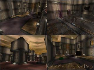 "KatreZ v1.2 by Pablo ""RatBoy"" Ciamarra"