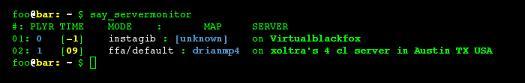 ServerMonitor [v0.20 [for 2006-06-11]]