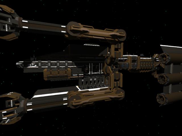 TheShip Battle Craft Titan Beta 3 (2018 update)