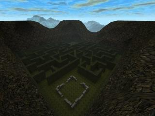 Capture the Flag - Maze