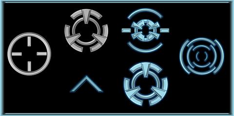 Alien Crosshairs