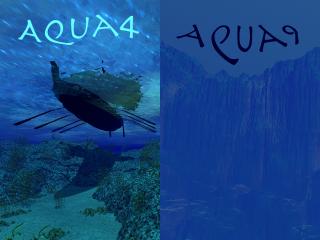 Aquatic skyboxes