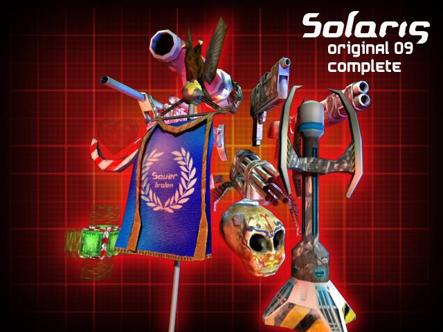 Solaris Complete Mod Original (Sauer trooper edition)