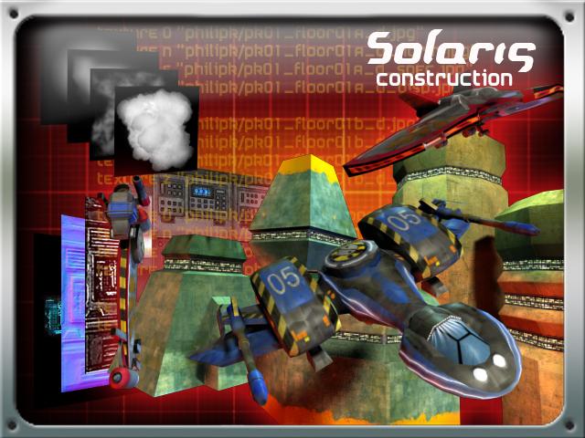 Solaris Construction Trooper