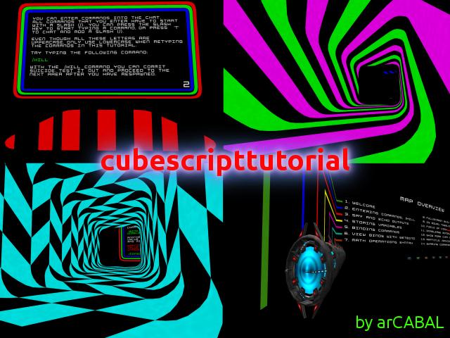 cubescript tutorial by arCABAL