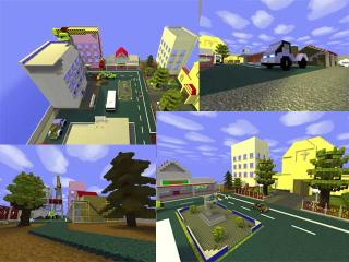 Cubetown