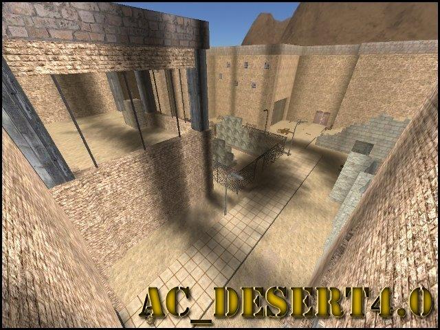 New Map Desert