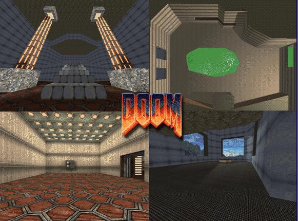 Doom LvL 1