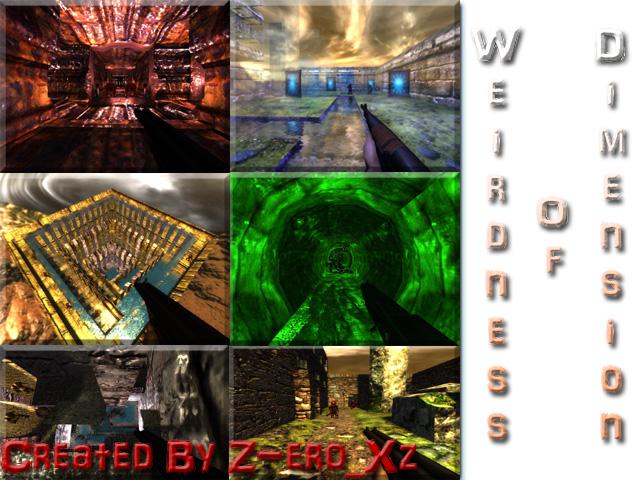 Dimension Of Weirdness v.1.0
