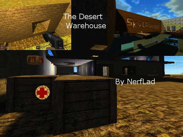 The Desert Warehouse