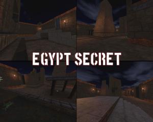 Egypt secret