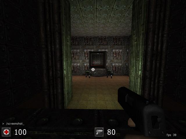 Doom 2 - Entryway