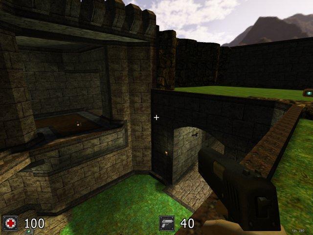 Castle Trap