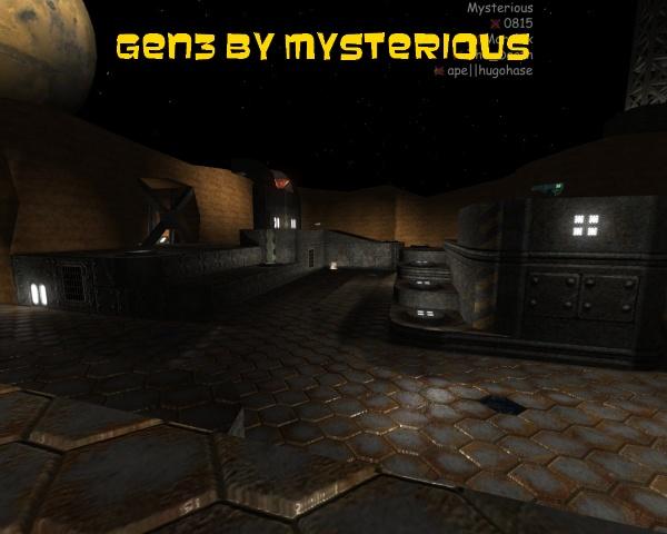 gen3, final version