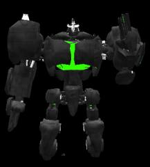 War Golem Playermodel