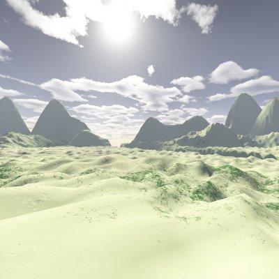 Desert, Hi-Res Skybox