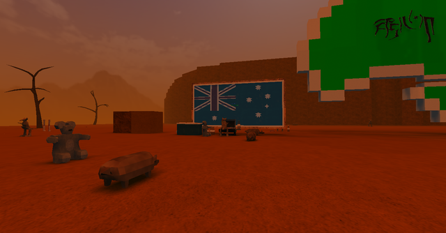 Happy Australia Day! by Fan|epsilon