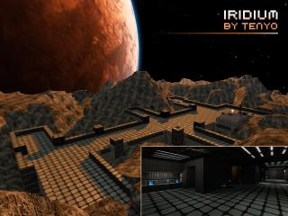 Iridium by Tenyo - Version 2.0