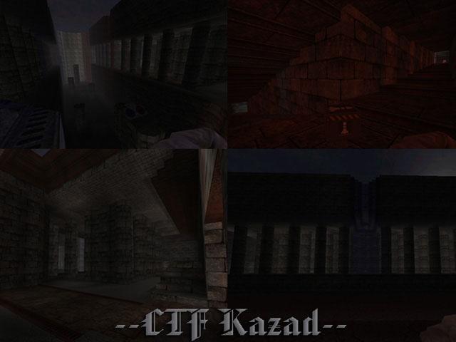 CTF Kazad