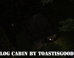 Log Cabin by Toastisgood