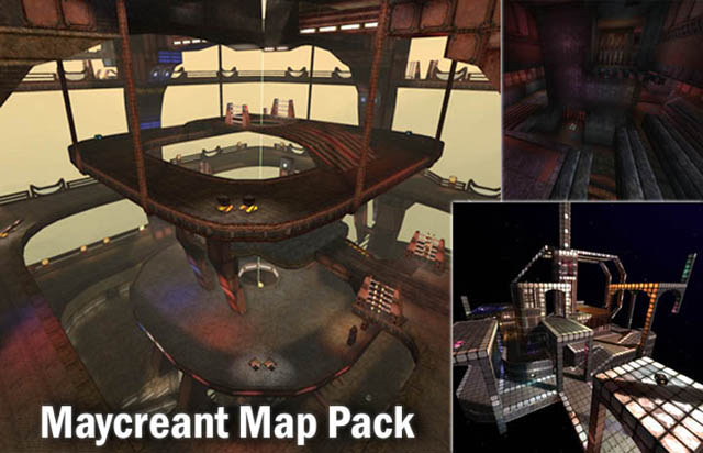 Maycreant Map Pack