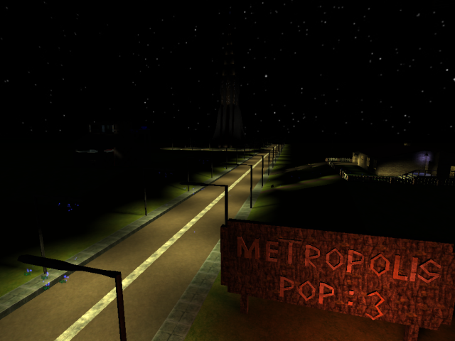 The Metropolis Project (Version 2007-12-04)