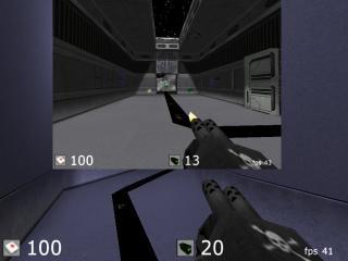 Shocksuit Machinegun Mod