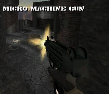 Micro Machine Gun