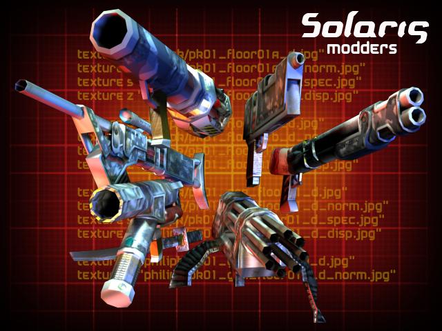 Solaris Mod Kit