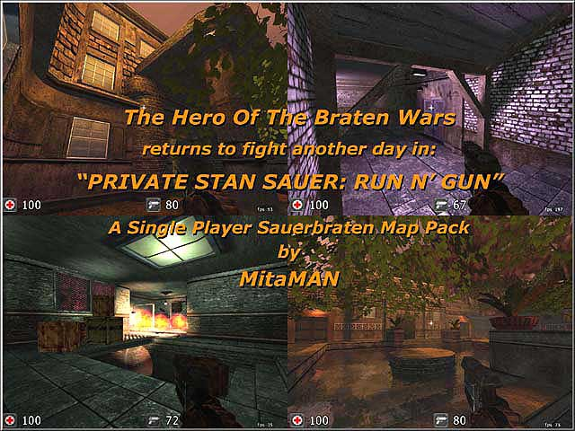 A new map pack from MitaMAN