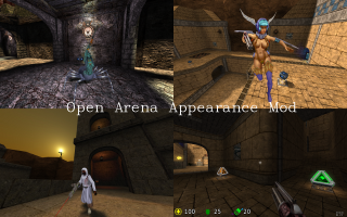 Open Arena Appearance Mod