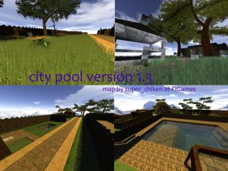 City Pool Version 1.5!!
