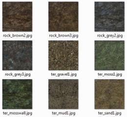 Soc's Terrain Texture Pack