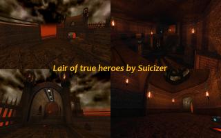 Lair Of True Heroes