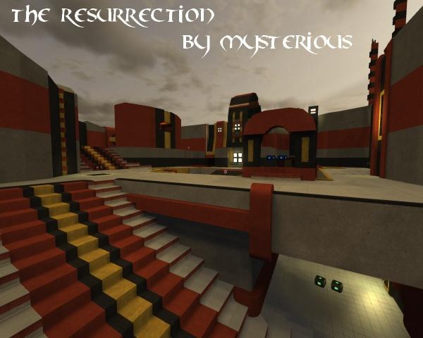 The Resurrection, Final