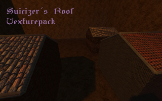 Roof Texture Pack