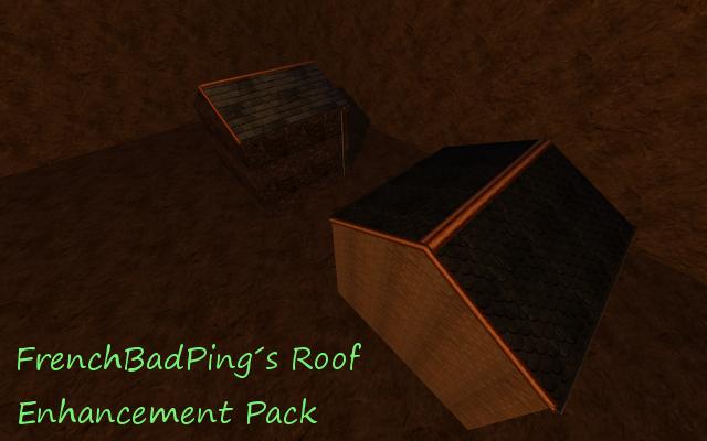 FBP's roof-enhancements...