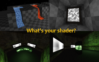 Your very own shader? Updated on 1st Juli 2011!