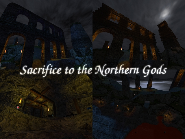 Sacrifice to the Northern Gods - CTF version