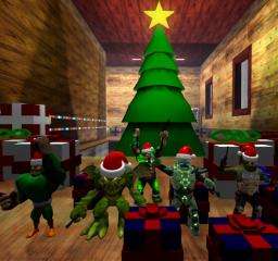 Santa Helper playermodel mod
