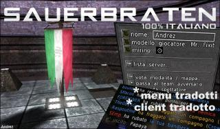 Sauerbraten 100% ITALIANO