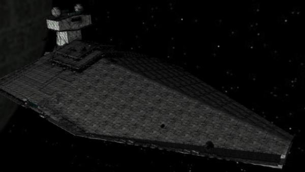 Destroyer Stellaire Impérial (size 1/2)